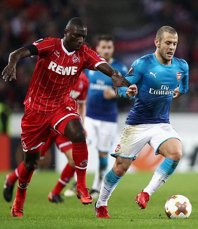 Arsenal, Everton đại bại ở Europa League - Ảnh 4.