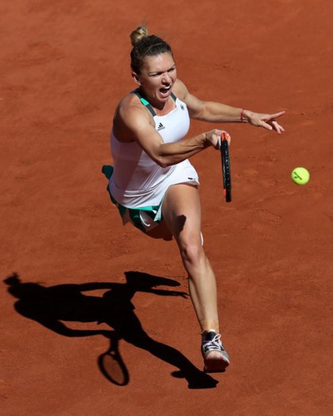Tay vợt tuổi teen Ostapenko đăng quang Roland Garros - Ảnh 1.