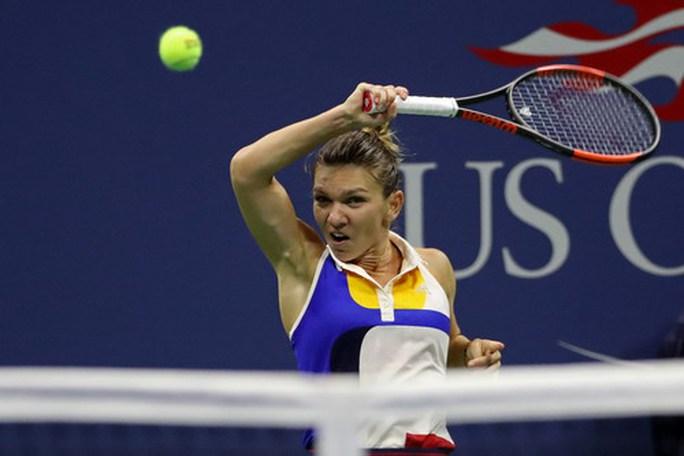 Hạ số 2 thế giới Simona Halep, Sharapova tạo địa chấn ở New York - Ảnh 3.