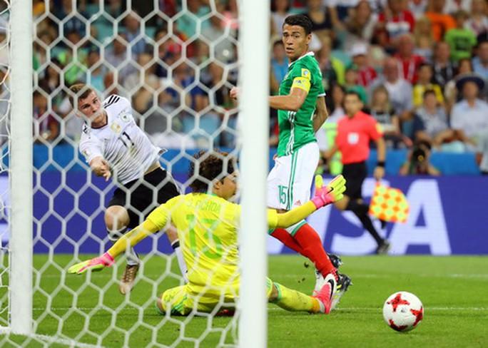 Đại tiệc bàn thắng ở Sochi, Đức vào chung kết Confed Cup - Ảnh 5.