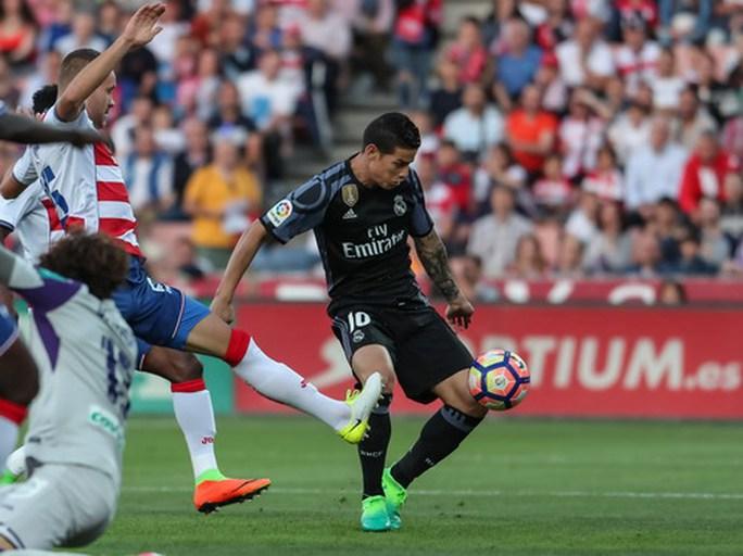 Messi lập siêu phẩm, Barcelona giữ chắc ngôi đầu La Liga - Ảnh 6.