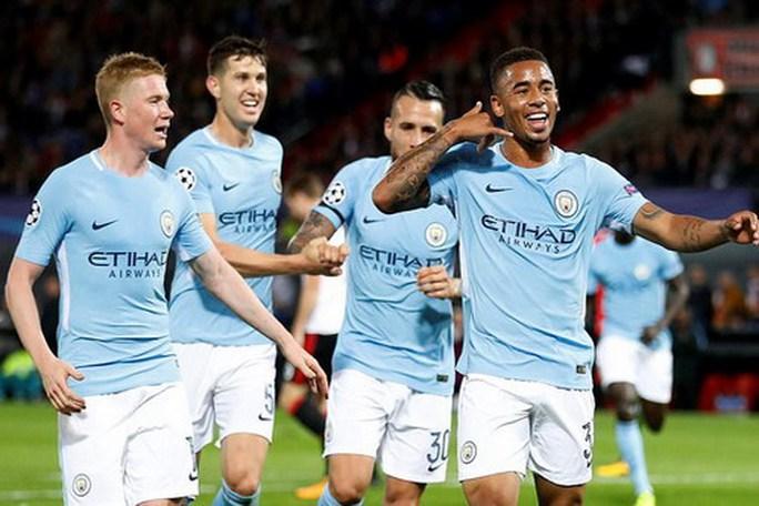 Man City đại phá Feyenoord, Tottenham thắng tưng bừng ở Wembley - Ảnh 4.
