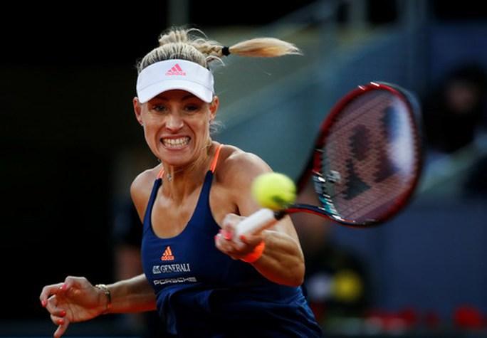 Kiều nữ Bouchard loại số 2 thế giới tại Madrid Open - Ảnh 2.