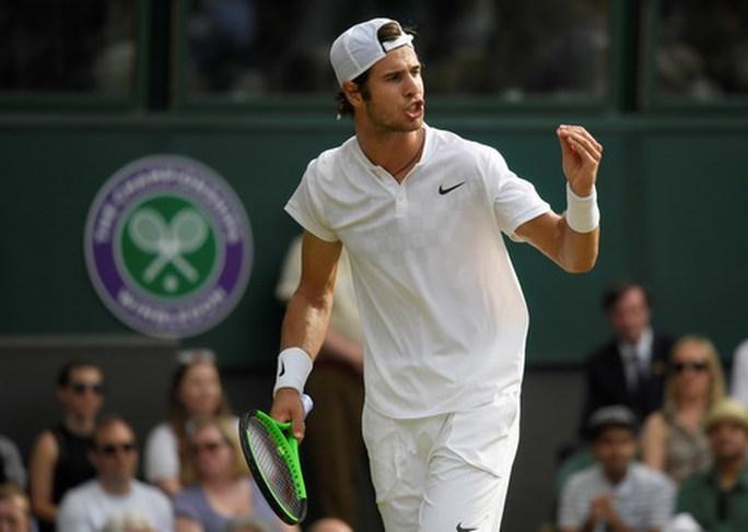 Nadal thắng nghẹt thở, Nishikori chia tay Wimbledon - Ảnh 2.