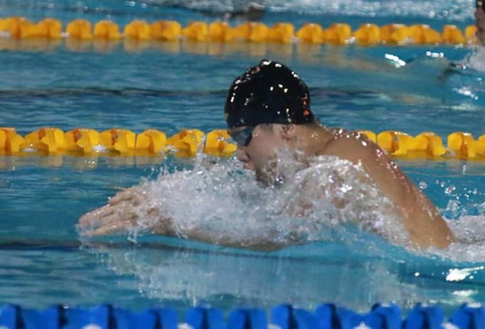 Ánh Viên mất HCV về tay bơi trẻ TP HCM - Ảnh 4.