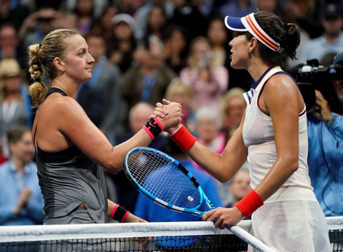 Búp bê Sharapova chia tay giải Mỹ mở rộng - Ảnh 5.
