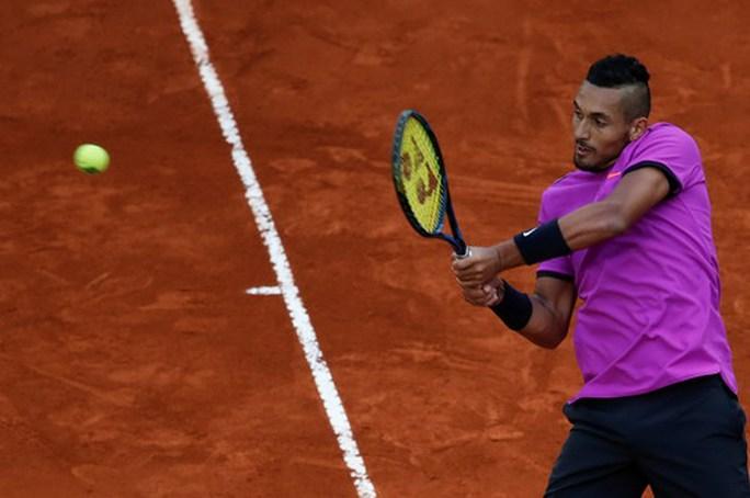 Sao trẻ Borna Coric quật ngã số 1 thế giới ở Madrid Open - Ảnh 4.