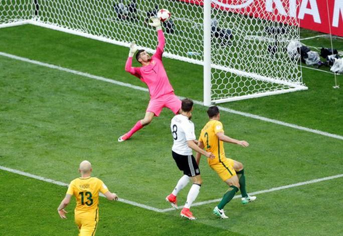 Mưa bàn thắng ở Sochi, xe tăng Đức hạ gục Socceroos - Ảnh 6.