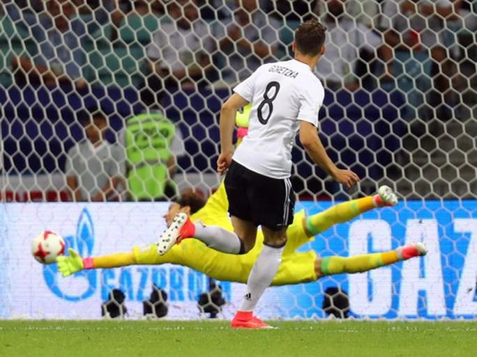 Đại tiệc bàn thắng ở Sochi, Đức vào chung kết Confed Cup - Ảnh 3.