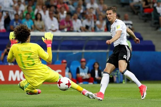 Đại tiệc bàn thắng ở Sochi, Đức vào chung kết Confed Cup - Ảnh 4.