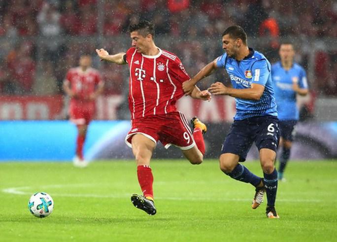 Đè bẹp Leverkusen, Bayern Munich cảnh báo Bundesliga - Ảnh 4.