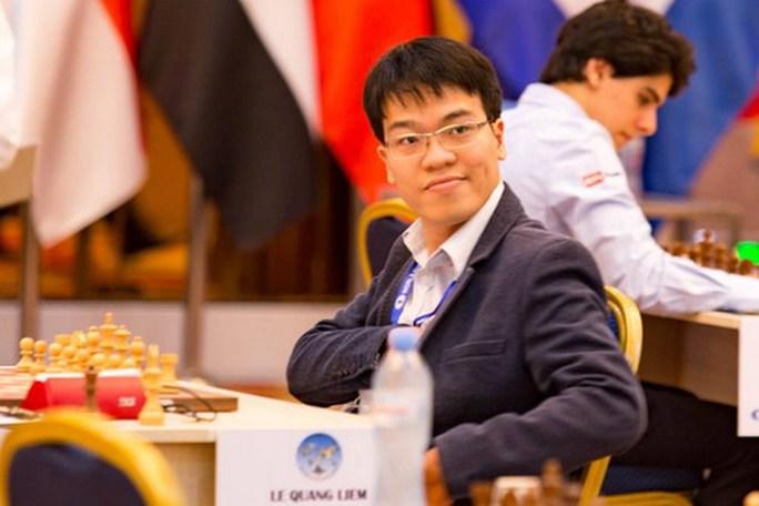 Lê Quang Liêm vào vòng 2 World Cup cờ vua 2017 - Ảnh 2.
