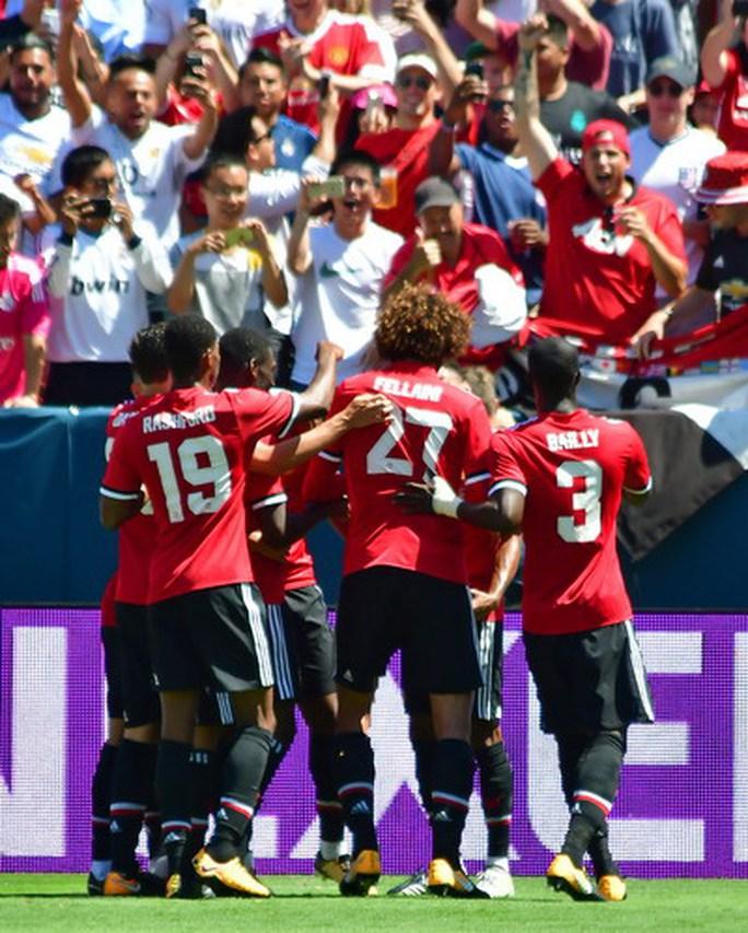 Siêu cúp phần 1, M.U hạ Real Madrid trên chấm luân lưu - Ảnh 4.