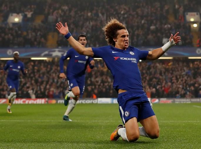 Rượt đuổi tỉ số ở Stamford Bridge, Chelsea thoát hiểm trước AS Roma - Ảnh 3.