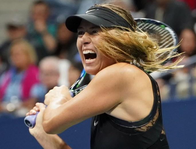 Hạ số 2 thế giới Simona Halep, Sharapova tạo địa chấn ở New York - Ảnh 4.