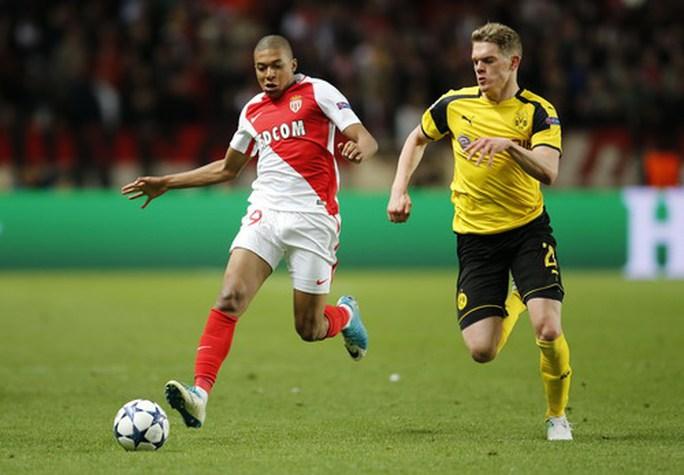 Kylian Mbappe tiếp tục tỏa sáng với bàn mở tỉ số trận lượt về