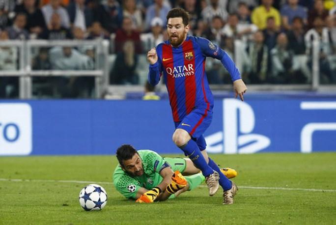 Bàn thắng của Messi cũng không được công nhận