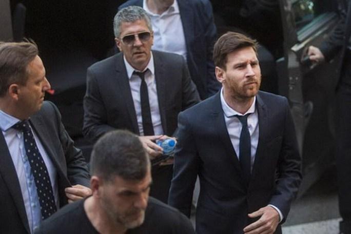 Sốc với bí ẩn đằng sau quỹ từ thiện Lionel Messi - Ảnh 4.