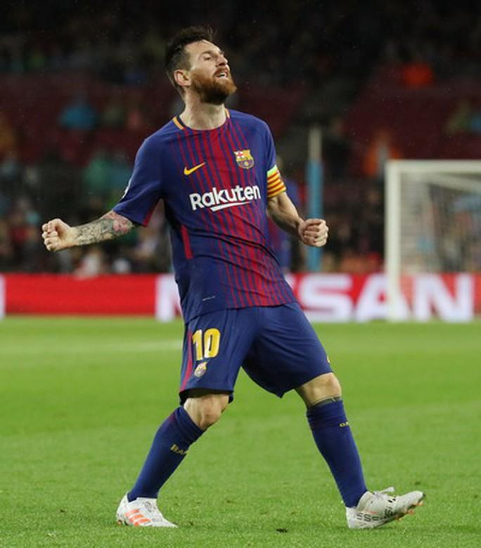 Messi lần thứ 4 đoạt Chiếc giày vàng châu Âu - Ảnh 1.