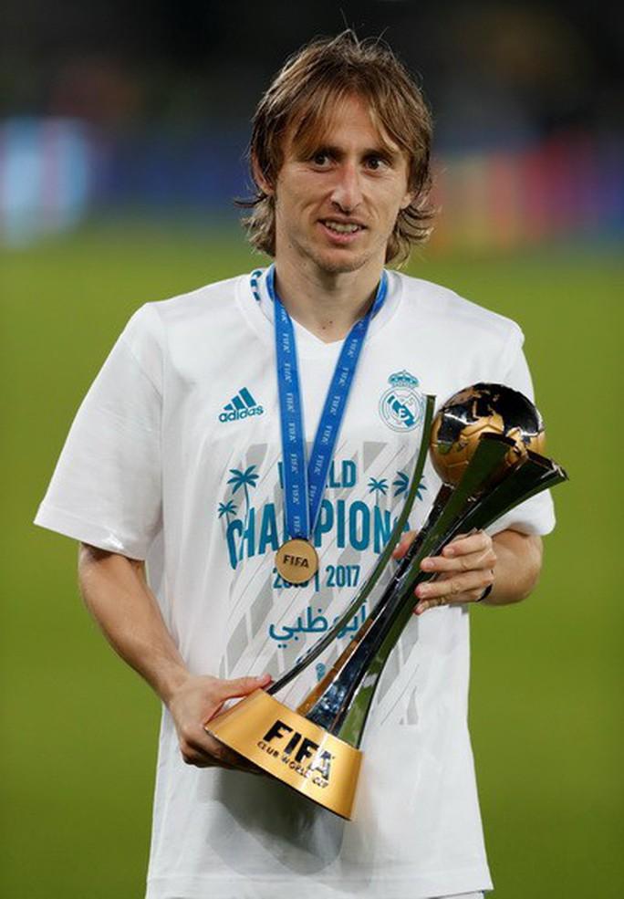 Hậu kỷ nguyên Messi-Ronaldo, Luka Modric chiến thắng Quả bóng vàng - Ảnh 12.