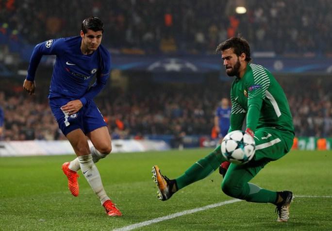 Rượt đuổi tỉ số ở Stamford Bridge, Chelsea thoát hiểm trước AS Roma - Ảnh 2.