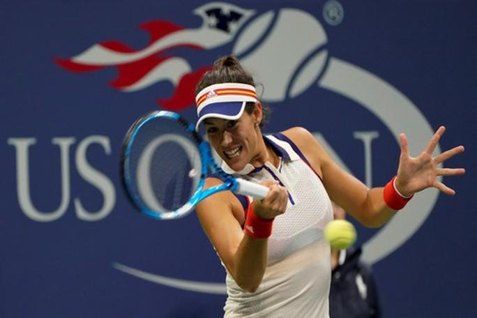 Búp bê Sharapova chia tay giải Mỹ mở rộng - Ảnh 4.