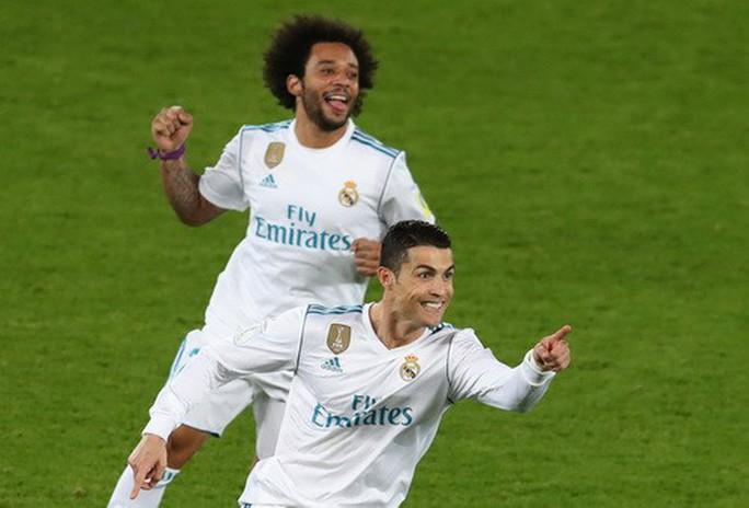 Ronaldo tỏa sáng, Real Madrid hoàn tất hat-trick World Cup - Ảnh 4.