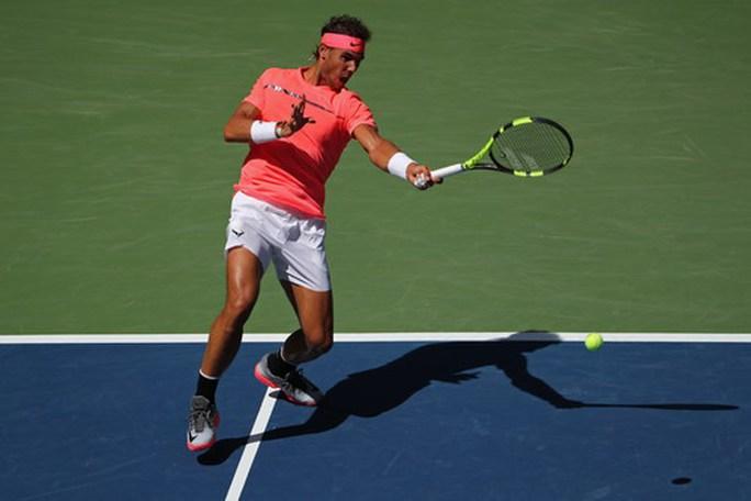Nadal dạo chơi, giành vé tứ kết Mỹ mở rộng - Ảnh 2.