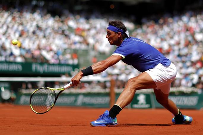 Nadal chinh phục ngôi vương, lập kỷ lục ở Roland Garros - Ảnh 2.