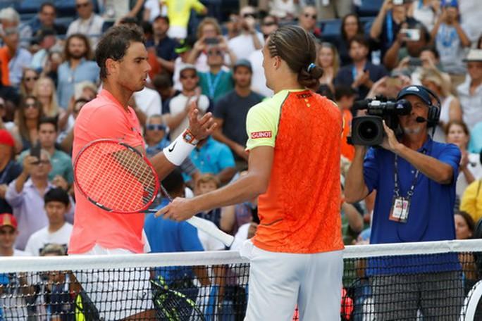 Nadal dạo chơi, giành vé tứ kết Mỹ mở rộng - Ảnh 4.