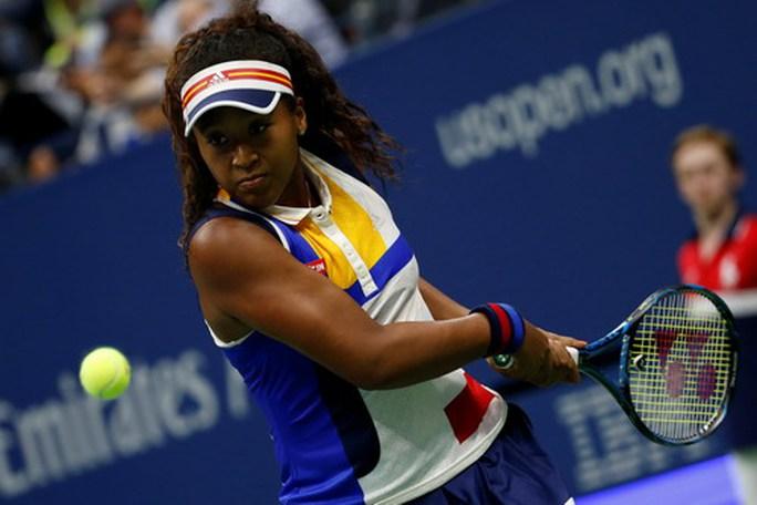 Đương kim vô địch Mỹ mở rộng thua sốc tay vợt 19 tuổi - Ảnh 3.