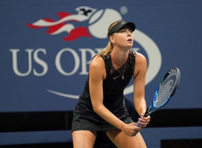 Hạ số 2 thế giới Simona Halep, Sharapova tạo địa chấn ở New York - Ảnh 2.