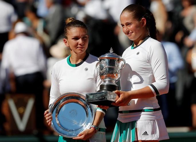 Tay vợt tuổi teen Ostapenko đăng quang Roland Garros - Ảnh 6.