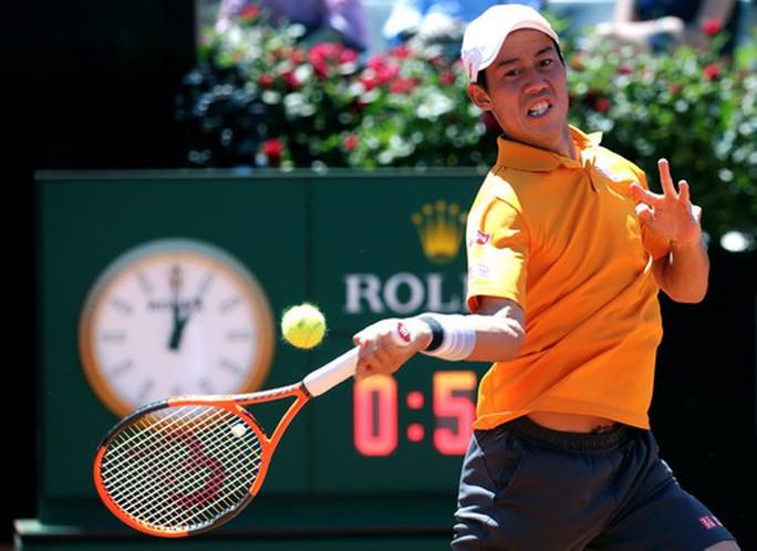 Dính chấn thương, Kei Nishikori rút khỏi Giải Úc mở rộng 2020 - Ảnh 2.