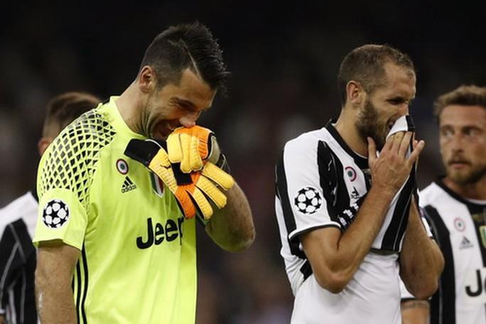 Chung kết Champions League: Nước mắt Buffon và kỷ lục Ronaldo - Ảnh 4.