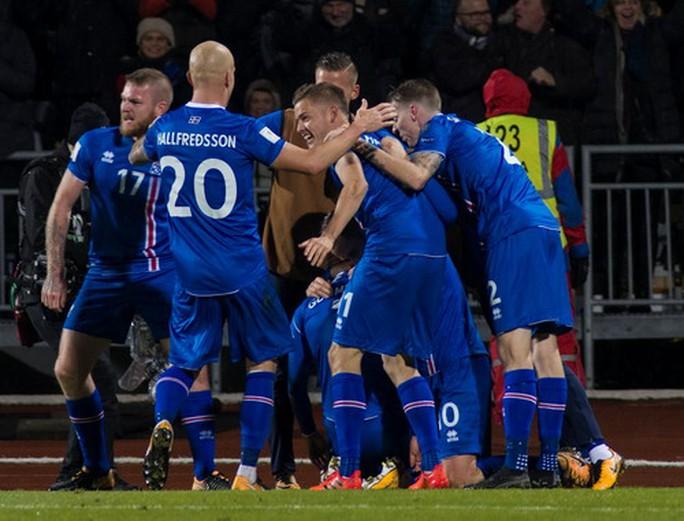 Những đứa con thần sấm Iceland lần đầu dự World Cup - Ảnh 2.