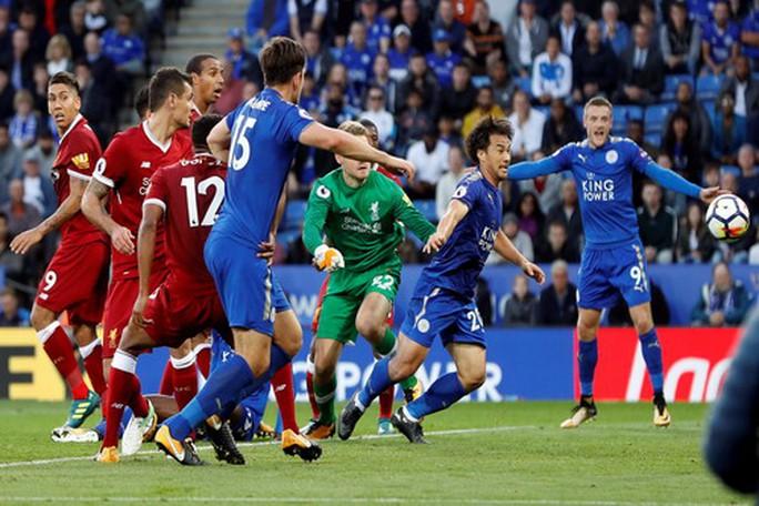 Phù thủy Coutinho tỏa sáng, Liverpool đại phá Leicester - Ảnh 4.