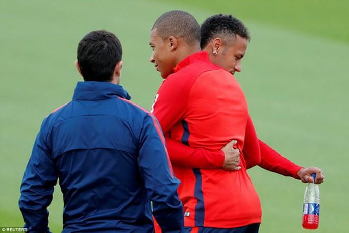 Neymar - Mbappe: Bộ đôi đắt giá nhất thế giới hội ngộ ở Paris - Ảnh 3.