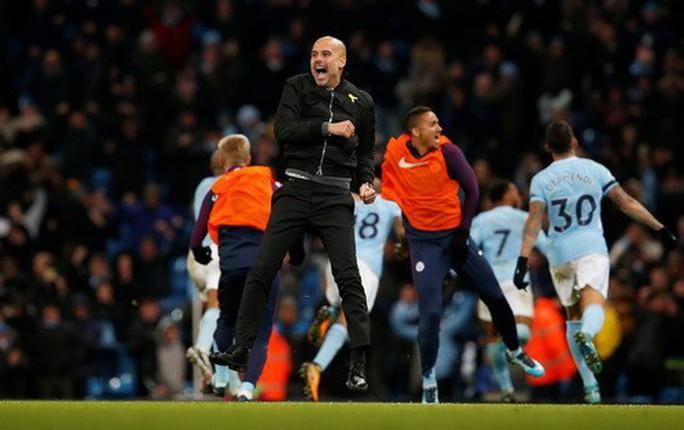 Sao trẻ toả sáng, Man City giành tấm vé thứ 7 tứ kết League Cup - Ảnh 6.