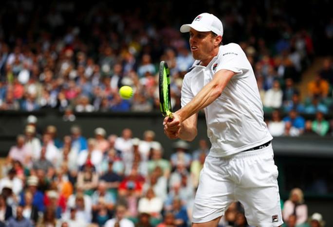 Hạ Berdych, Federer lần thứ 11 vào chung kết Wimbledon - Ảnh 6.
