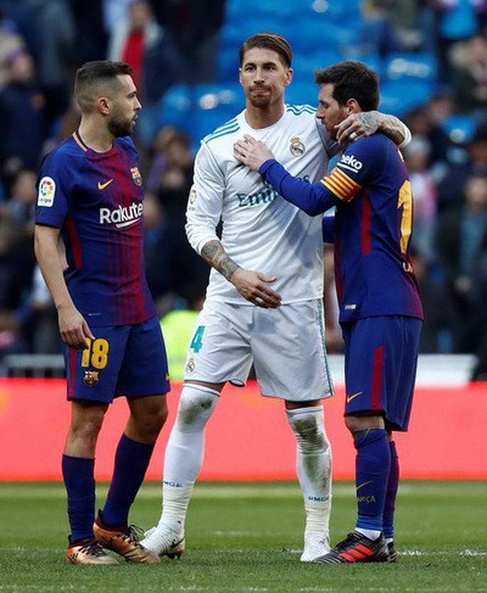 Thất bại siêu kinh điển, Real Madrid lỡ đại tiệc Giáng sinh - Ảnh 8.