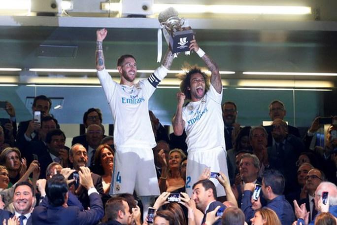 Real Madrid đè bẹp Barcelona, giành siêu cúp - Ảnh 7.