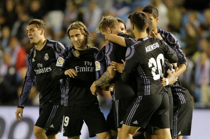 Hạ chủ nhà Celta Vigo, Real Madrid tiến sát ngôi vô địch - Ảnh 6.