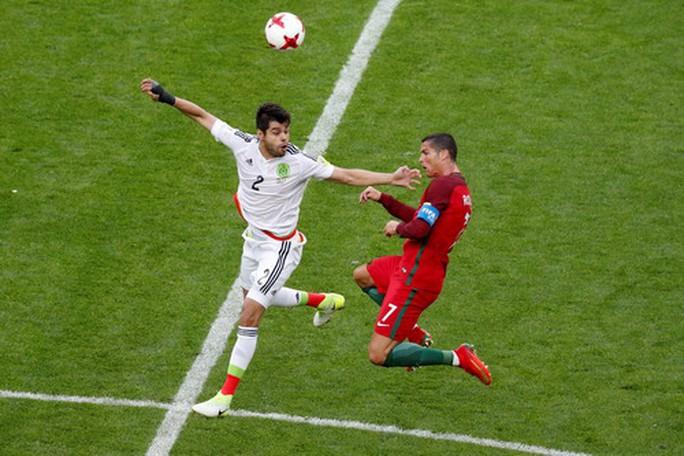 Ronaldo tịt ngòi, Bồ Đào Nha mất điểm trận ra quân - Ảnh 2.