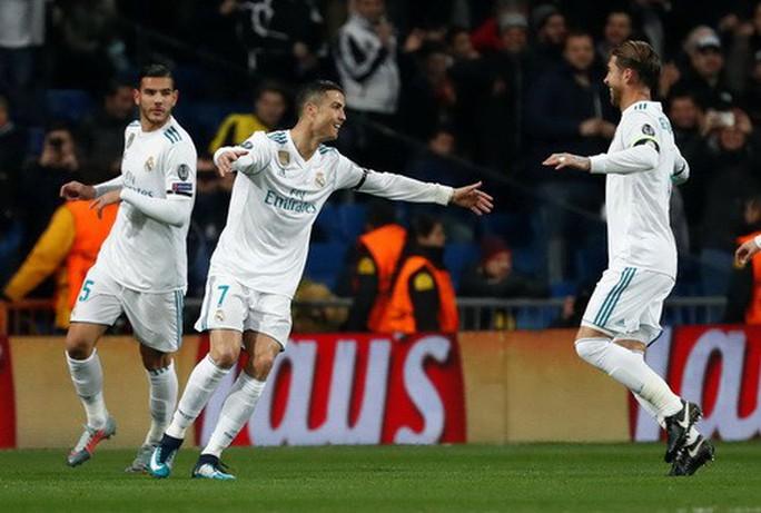 Ronaldo lập siêu phẩm, Real Madrid thắng nghẹt thở Dormund - Ảnh 4.