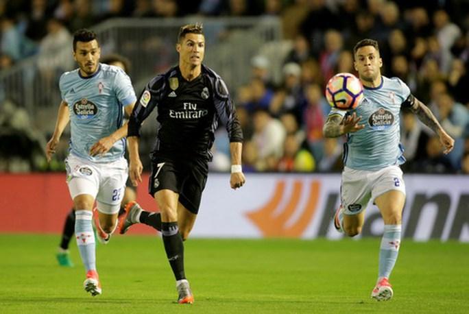 Hạ chủ nhà Celta Vigo, Real Madrid tiến sát ngôi vô địch - Ảnh 2.