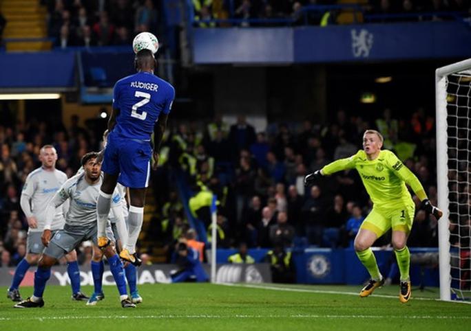 Thua thảm trận derby, Tottenham bị đá văng ở League Cup - Ảnh 6.