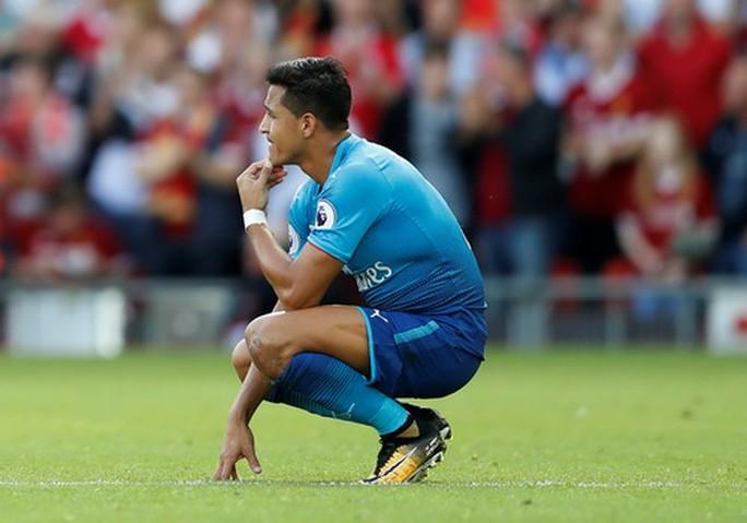 Liverpool tỏa sáng, Arsenal thua tan tác ở Anfield - Ảnh 2.