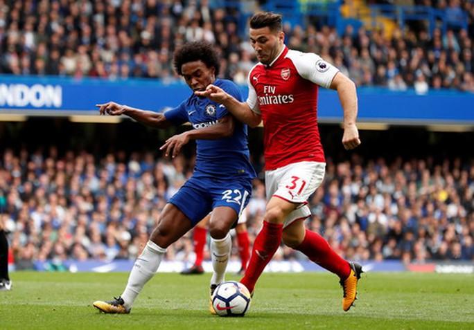 Đại chiến không bàn thắng, Arsenal chia điểm với Chelsea - Ảnh 3.