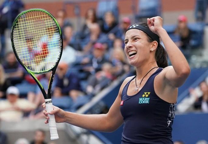 Búp bê Sharapova chia tay giải Mỹ mở rộng - Ảnh 3.